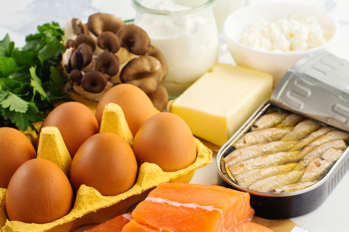 Alimentos Con Vitamina D Y Tratamiento Reafirmante Para Lograr Más Firmeza