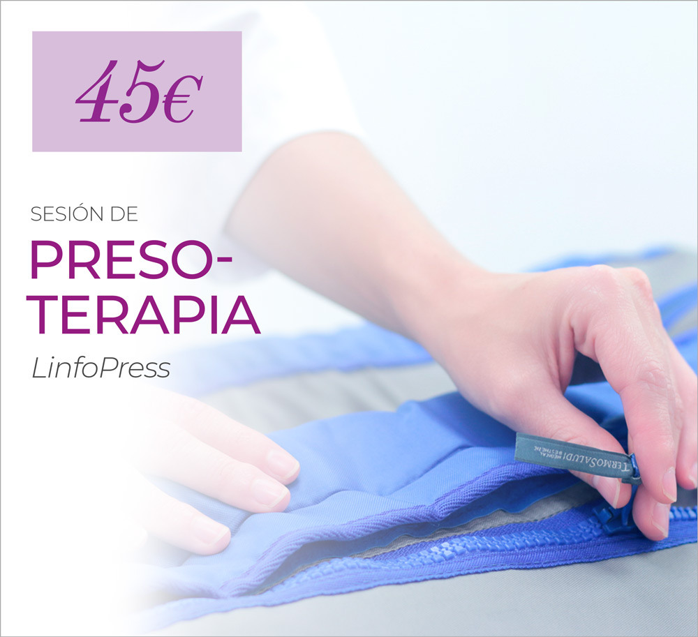 Sesión De Presoterapia Drenante LinfoPress