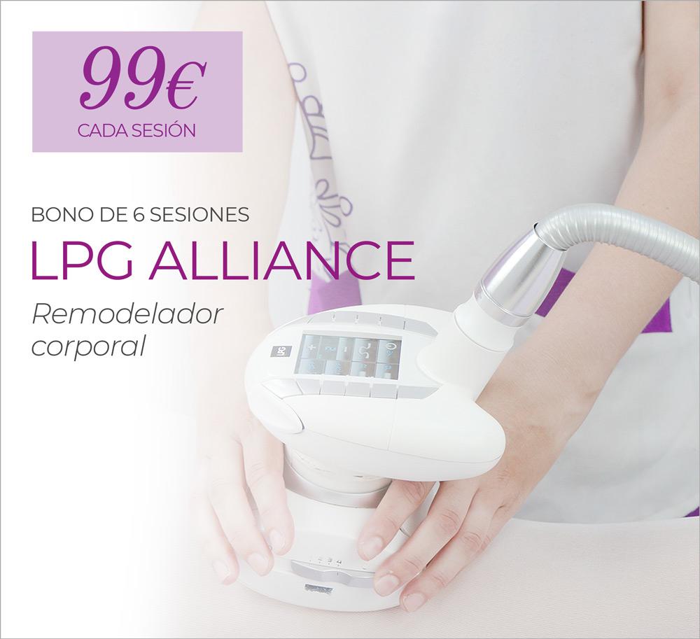 6 Sesiones De Remodelador Corporal LPG Alliance
