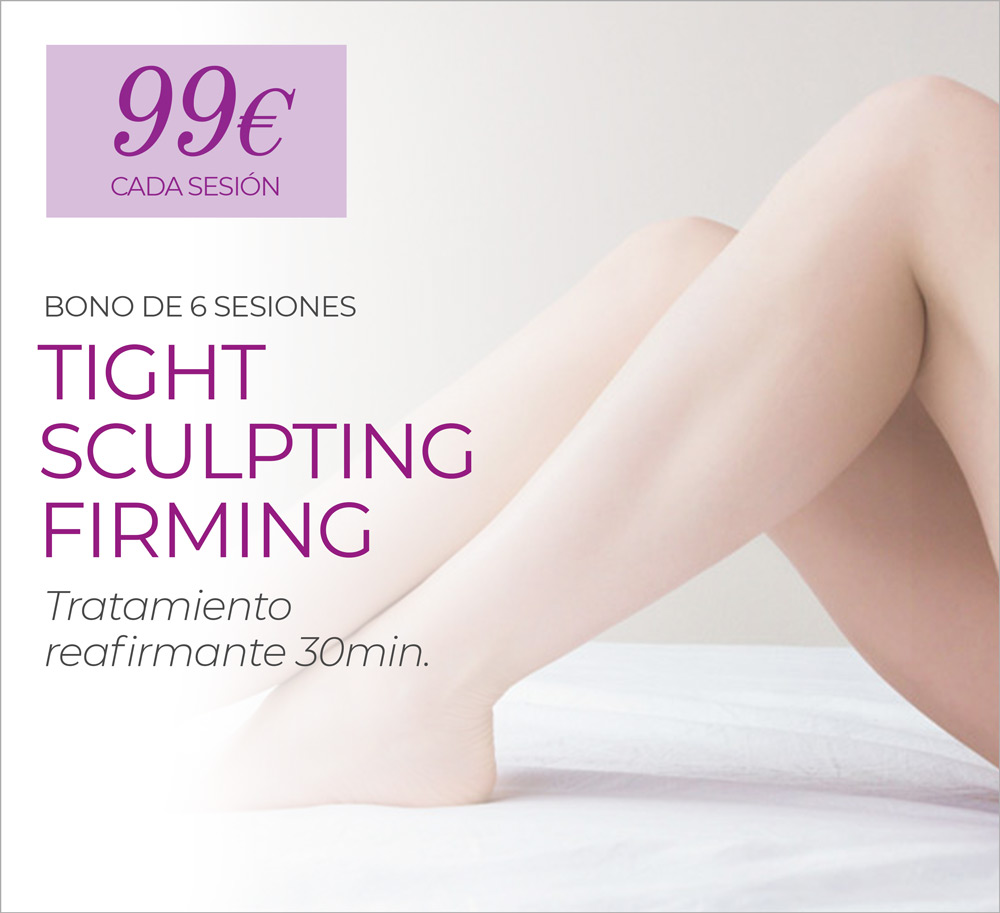 6 Sesiones De Reafirmante Corporal Con Láser Médico Tight Sculpting Firming (30 Min)
