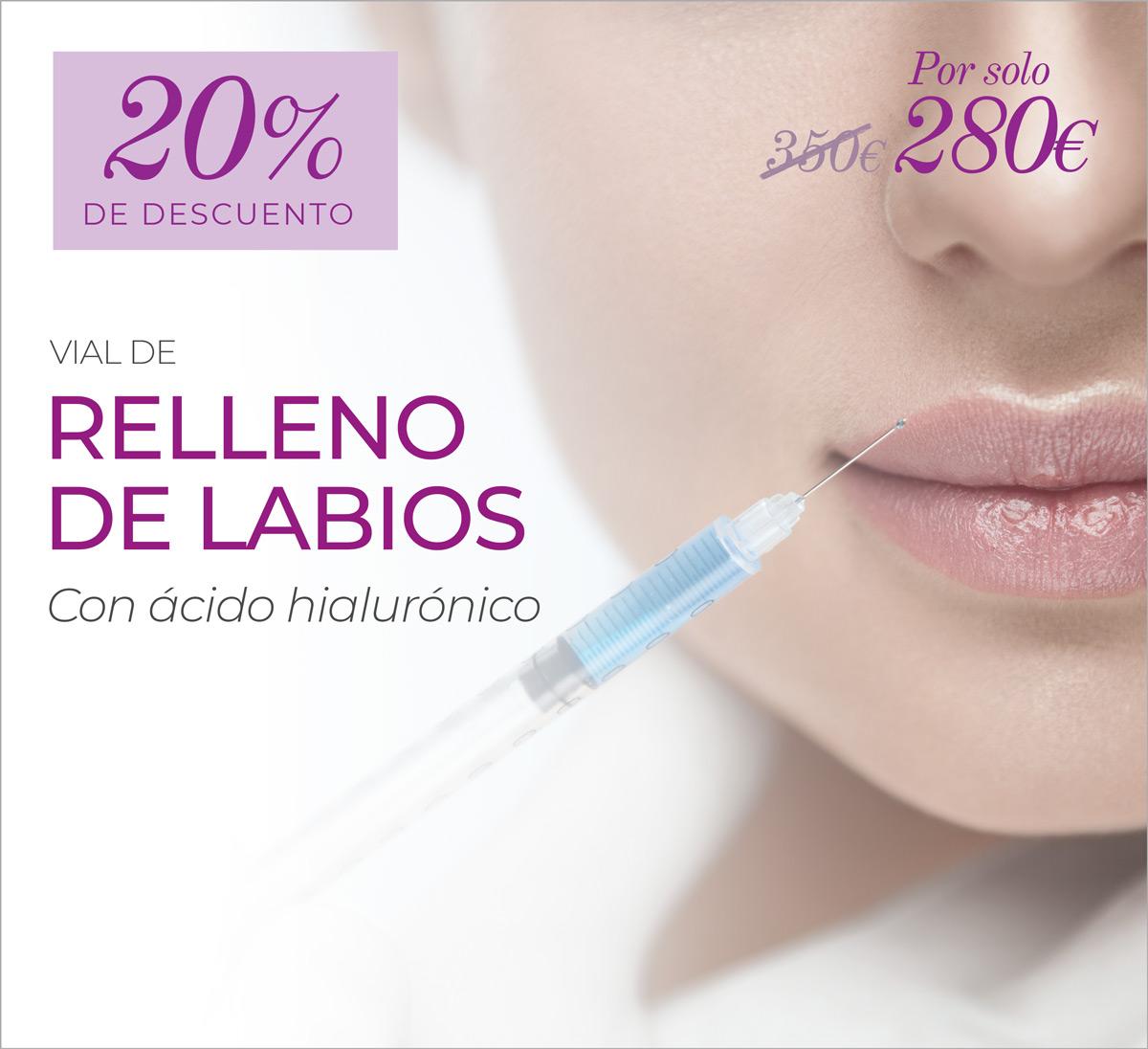 Vial De Relleno De Labios Con Belotero Lips