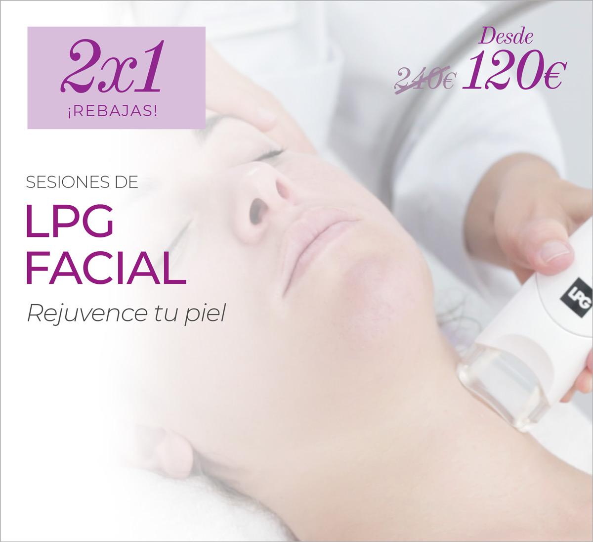 2×1 En LPG Facial Para Rejuvenecer Tu Piel