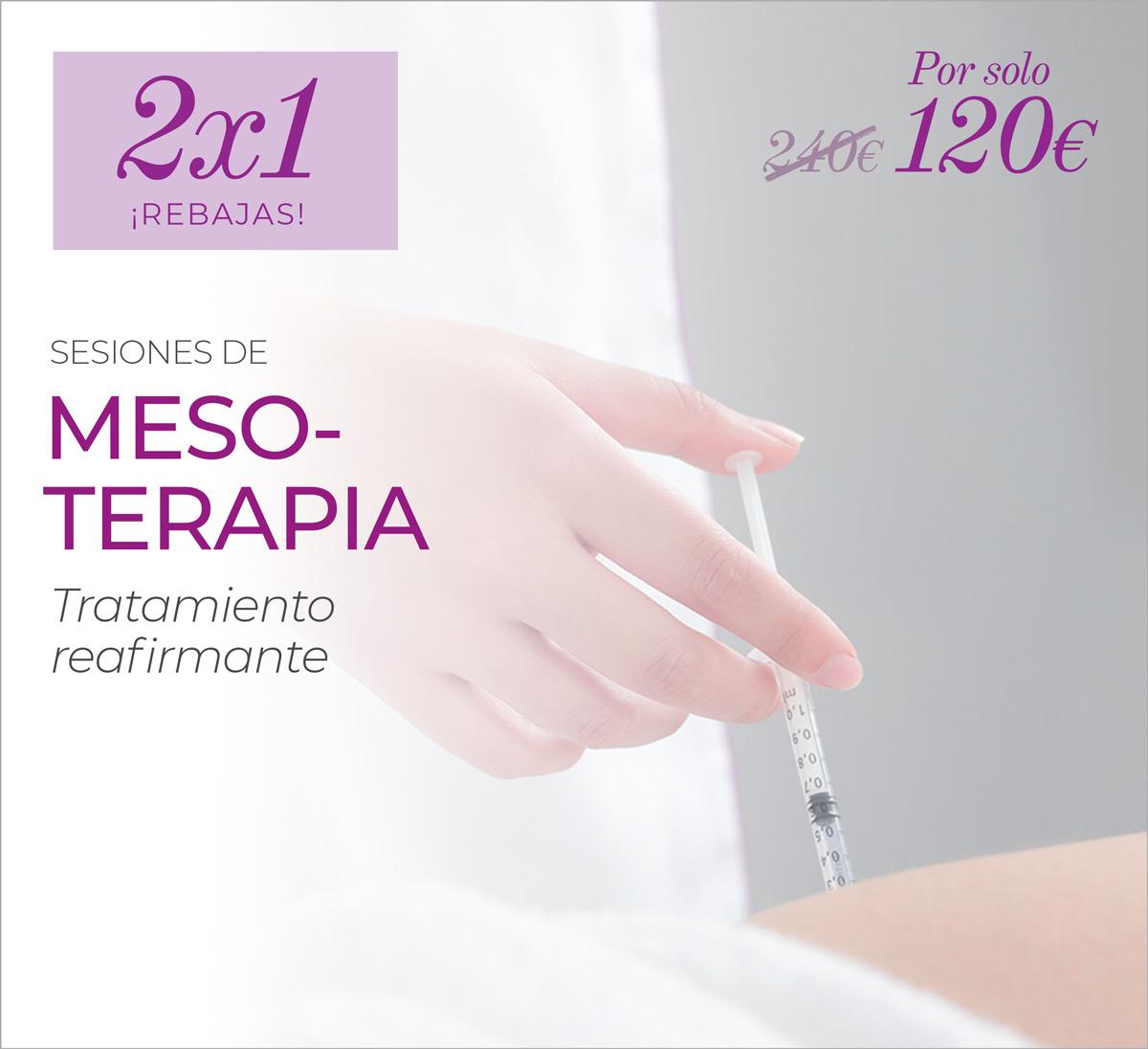 2×1 En Mesoterapia Vitaminada Para Mejorar La Calidad De Tu Piel